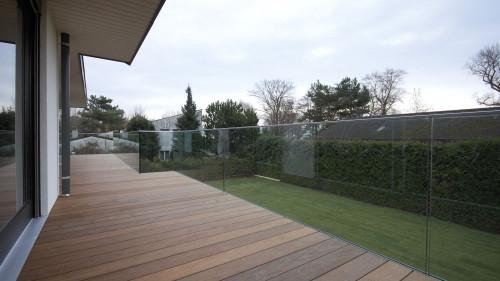 Lames de terrasse en Cumaru 21 mm x 145 mm 2,45m et +