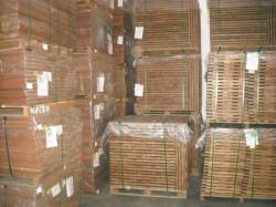 Sundeck Stock produits finis et intermédiaires